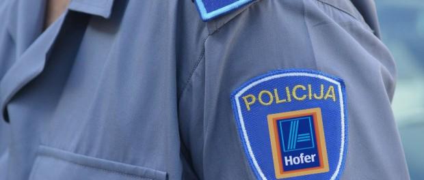 policijske uniforme iz hoferja